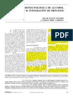 Sánchez y Cardona, 2005 Integración de procesos