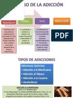PROCESO DE LA ADICCIÓN