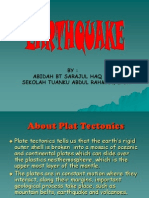 Earthquake Slide Show