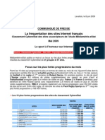 2009_ 06_08 _CDP _CybereStat mai_Groupes et Sites
