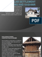 Vernacular Settlement of Jammu and Kashmir
