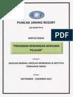 Program Kewangan Bersama Pelajar