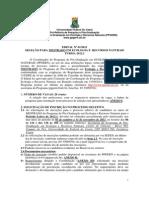 Edital+PPGERN+2011+-+SELEÇÃO+MESTRADO