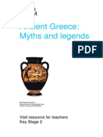 British Museum Visit Greece Myths KS2