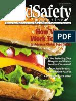 Food Safety Agosto