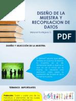 DISEÑO DE LA MUESTRA Y RECOPILACION DE DATOS
