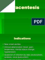 Paracentesis