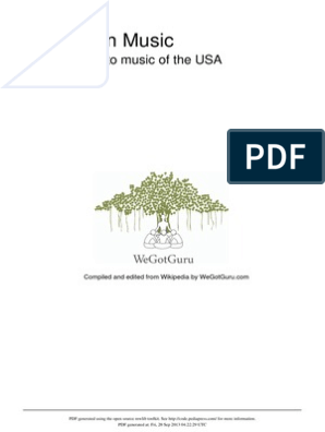 Introduction to American Music | Music Of The United States