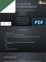 Cálculos en separadores bifásicos PDF