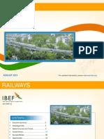 Railways - August 2013