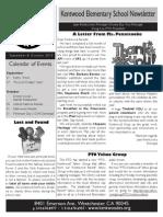20130910 Newsletter