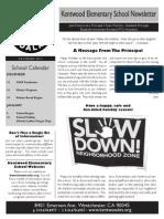 2011.12.Newsletter