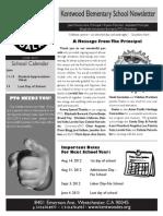 2012.06.Newsletter