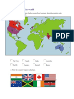 English Across the World
