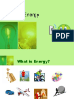 Energy Sourcess and Their Classifications, Fossil Fuesl and Solar Energy
