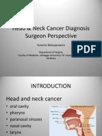 Head & Neck Cancer Diagnosis