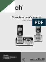 CS6829 user manual