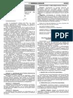 D.S. 002-2013-TR. Política Nacional de SST.