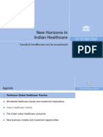 Parthenon_Healthcare Seminar_New Horizons in Indian Healthcare_April 22 2010