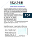 Add Oil Water Separator Operational Theory