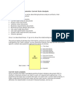 Business Analysis Documents Description - Vgood