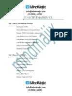 TIBCO Activematrix SOA Online Training institutes