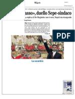 Rassegna Stampa 20.09.2013