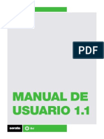 Serato DJ 1.1 Software Manual - Spanish