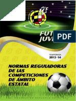 Normas Juveniles 2013-14