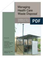 TS Waste Disposal Guide