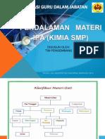 A.11 Pendalaman Materi IPA Kimia 2013