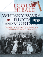 Whisky Wars, Riots and Murder by Malcolm Archibald Extract