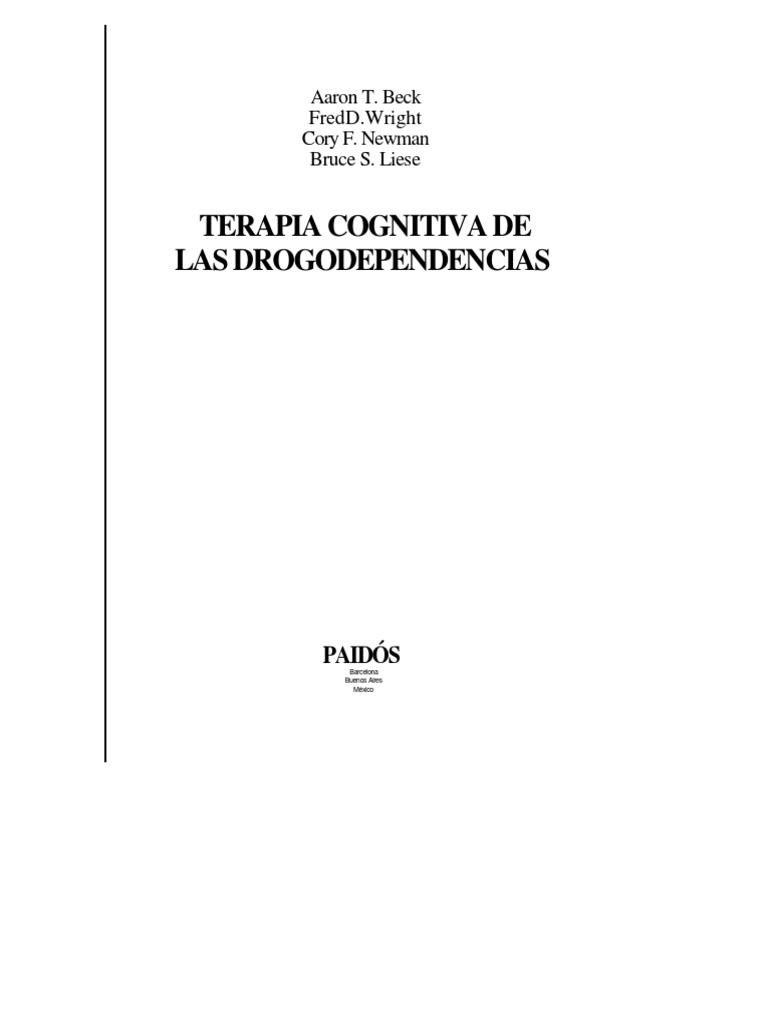 tratamientocognitivodelasdrogodependenciasaaronbeck-130619074921 ...