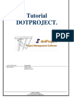 Tutorial Dotproject