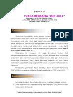 97161950 Proposal Bubar FISIP 2011