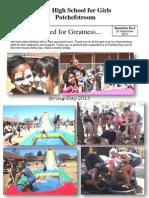 Potch Girls High Newsletter 4 of 2013