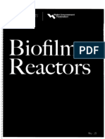 Biofilm Reactors.