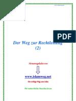 Der Weg Zur Rechtleitung (2) - Islamweg.net
