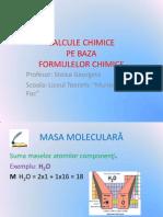 calcule_chimice