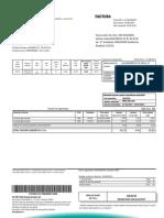 Factura GDF SUEZ Energy Romania Nr 011402368597