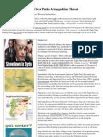 Insider News - 1703 - Obama Flees in Terror Over Putin Armageddon Threat