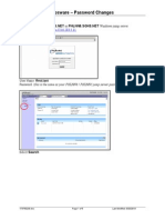 TSM Documentation_TSM - Opsware Password Change