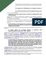 ASPECTOS CLAVE DE LA BIOTECNOLOGÍA CONTEMPORÁNEA