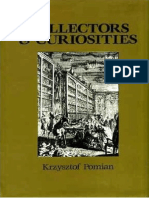 Krzysztof Pomian Collectors and Curiosities