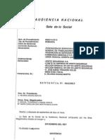 Ariete- Audiencia Nacional