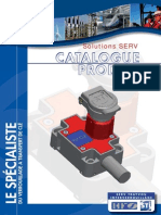 Catalogue Solutions SERV FR 2010