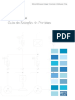 WEG Guia de Selecao de Partidas 50037327 Manual Portugues Br
