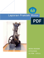 Laporan Praktek Motor Diesel (1)