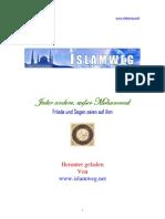 Jeder Andere, Ausser Mohammed - Islamweg.net