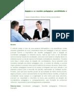 O coordenador pedagógico e as reuniões pedagógicas